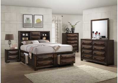 Image for 1035 Anthem Queen Storage Bed