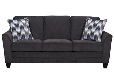 Image for Zena Dove Brown Sofa