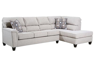 Image for Dante Almond Tan Stationary Sectional