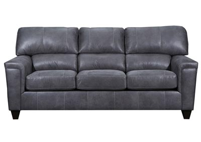 Montego Gray Stationary Sofa