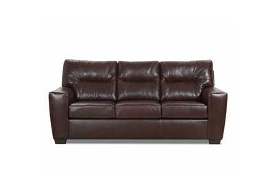 SoftTouch Brown Sofa