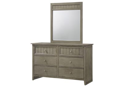 3016 Ashland Dresser with Mirror