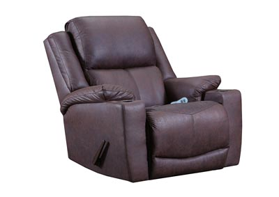 Image for Chaz Brown Rocker Recliner
