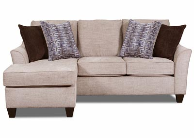 Image for 4330 Tan Sofa with Chaise