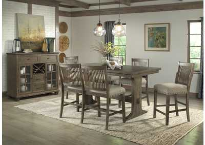 Image for 5040 Charleston Counter Height Dining Table