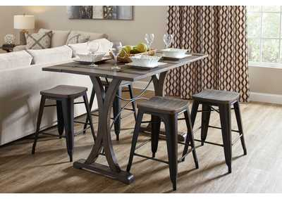 Image for 5047 2-Pack Backless Stools - Assembled