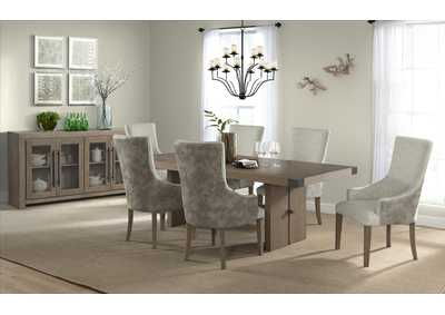 Image for 5054 Urban Swag Trestle Dining Table