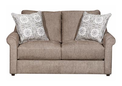 Image for Mr. Smith Otter Tan Loveseat
