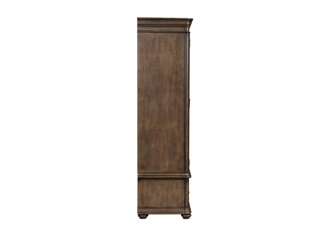 Parisian Marketplace Brown Armoire,Liberty