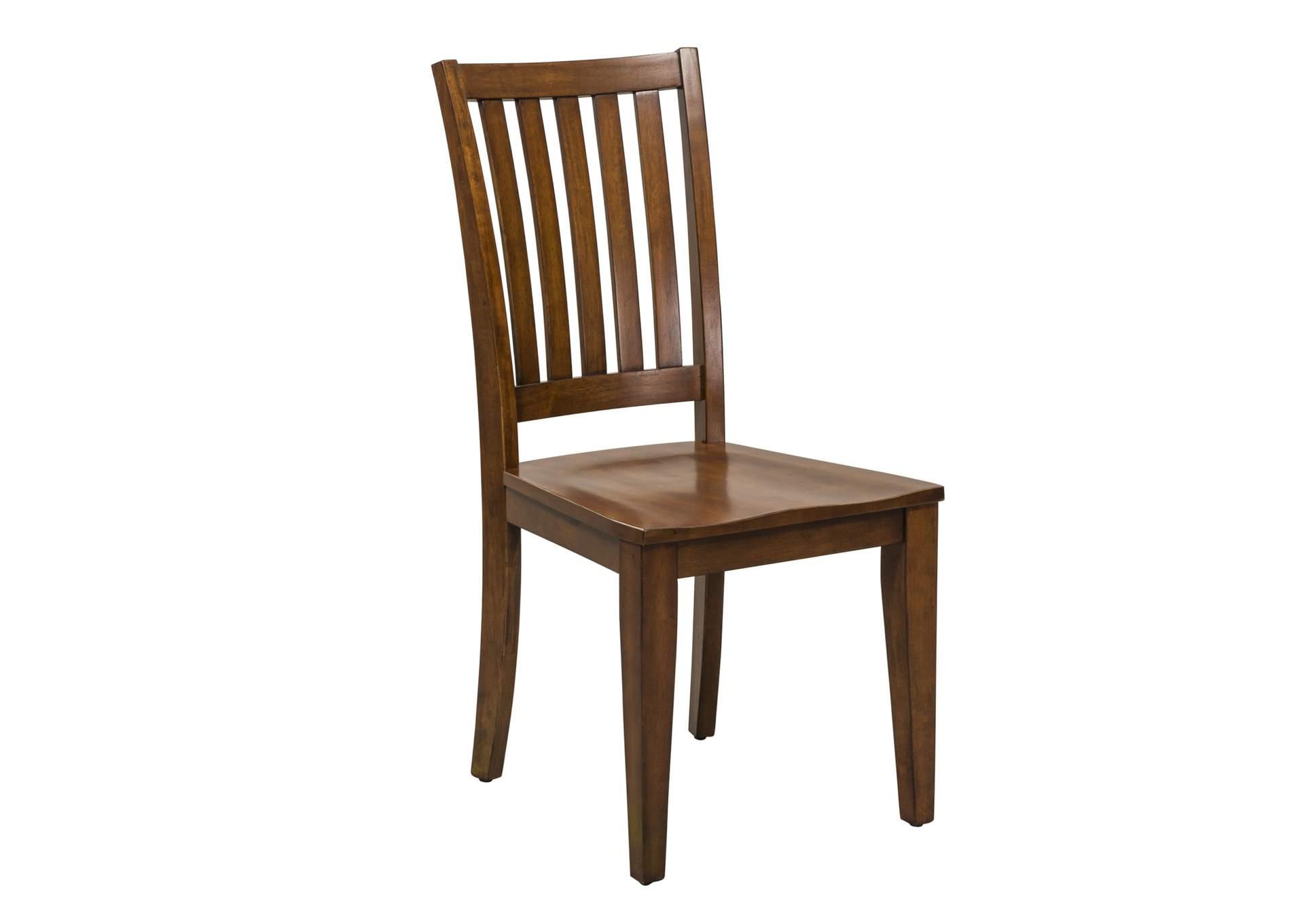 Hampton Bay Cherry School House Chair (RTA),Liberty