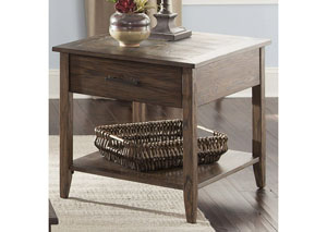 Brookstone End Table