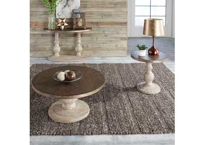 Alamosa Weathered Light Gray 3 Piece Set