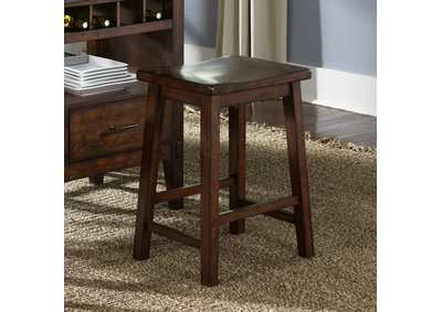 Cabin Fever Sawhorse Barstool (RTA) (Set of 2)