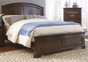 Avington Queen Panel Bed