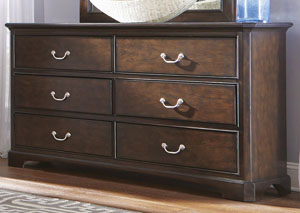 Avington 6 Drawer Dresser