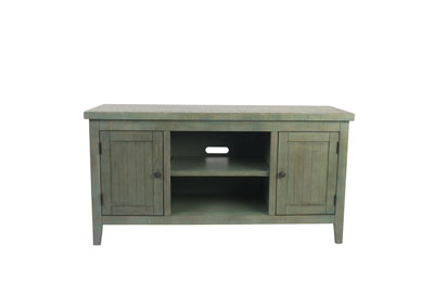 Image for Boho Loft Green 54 Inch TV Console