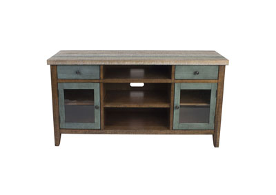 Image for Boho Loft Multicolored 54 Inch TV Console