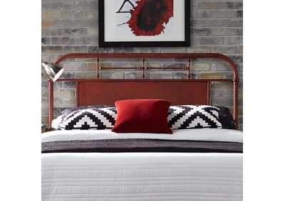 Image for Vintage Series Red Queen Metal Headboard