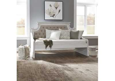 Image for Magnolia Manor Antique White Twin Daybed