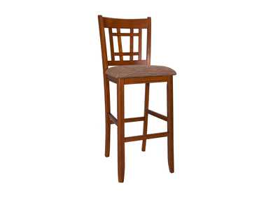 Santa Rosa Pub 30 Inch Mission Barstool (RTA) (Set of 2)