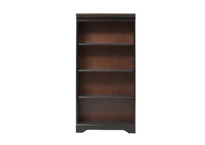 St. Ives Jr Bookcase Jr Executive 60 Inch Bookcase (RTA)