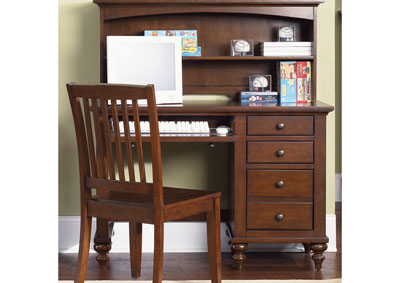 Abbott Ridge Cinnamon Student Desk