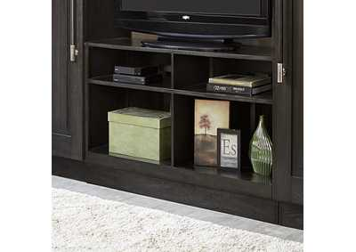 Image for Abbey Charcoal Entertainment TV Stand