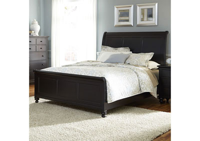 Image for Hamilton III King Sleigh Bed
