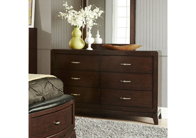 Image for Avalon Youth 6 Drawer Dresser