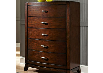 Image for Avalon Youth 5 Drawer Chest