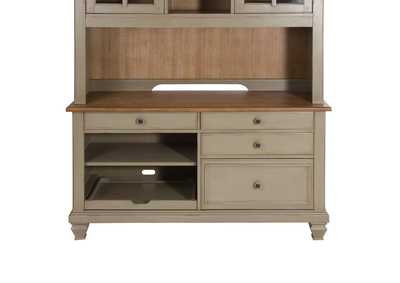 Image for Bungalow Jr Executive Credenza
