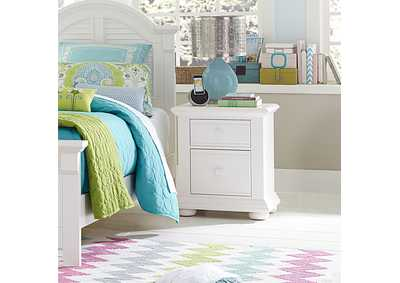 Summer House Youth 2 Drawer Nightstand