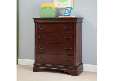 Carriage Court Youth 5 Drawer Chest
