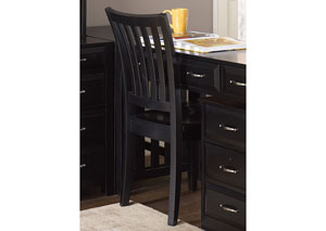 Image for Hampton Bay Black School House Chair (RTA)