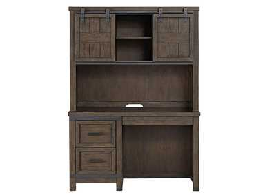 Thornwood Hills Gray Student Desk
