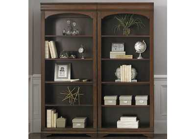 Chateau Valley Bunching Bookcase