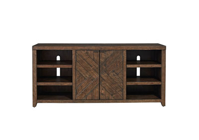 Shadow Lake Tobacco Entertainment TV Stand