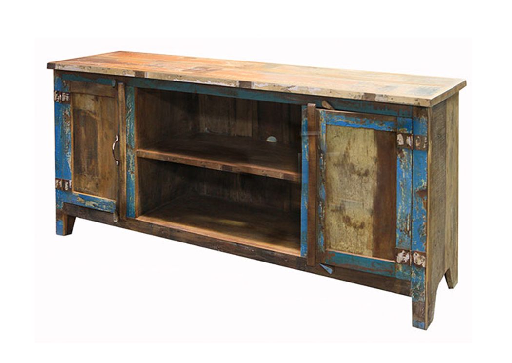 Dark Wood Tv Credenza : Renaissance philadelphia pa painted reclaimed wood tv stand