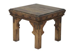 Image for Maya Medio Finish End Table