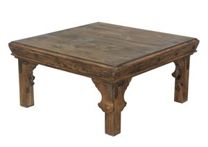 Image for May Medio Finish Square Coffee Table