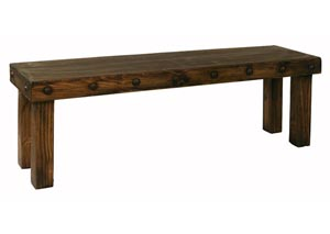 "Image for Laguna 4"" Wooden Bench"