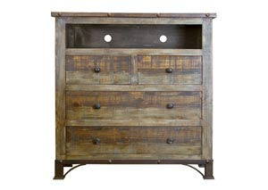 Image for Urban Rustic TV Dresser