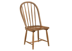 Windsor Hoop Chair, Bench Finish  (Set of 2)