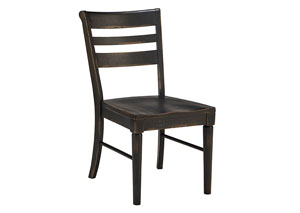 Kempton Side Chair, Chimney Finish (Set of 2)