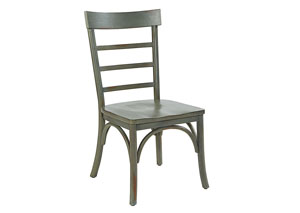 Harper Patina Side Chair (Set of 2)