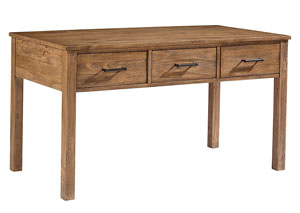 Sugarcreek Kitchen Island, Bench Finish