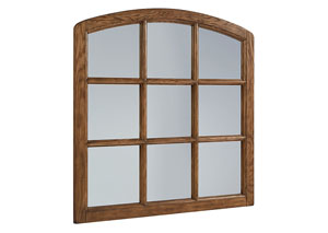 Belgian Window Mirror, Shop Floor Finish