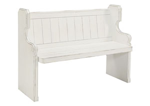 Bench, Pew 42