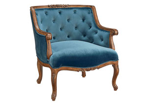 Bloom Navy Chair