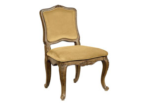 Flora Accent Chair, Medallion